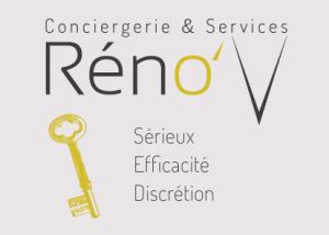 logo reno'v conciergerie & services